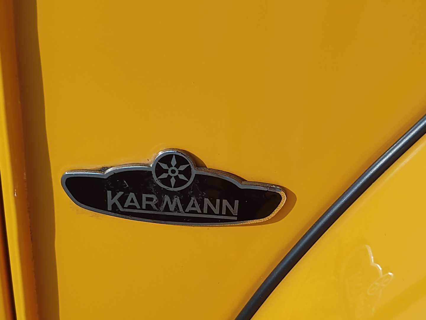 16th Image of a 1978 VOLKSWAGEN BEETLE KARMANN EDT