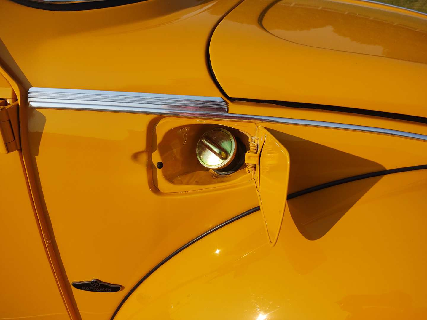 17th Image of a 1978 VOLKSWAGEN BEETLE KARMANN EDT