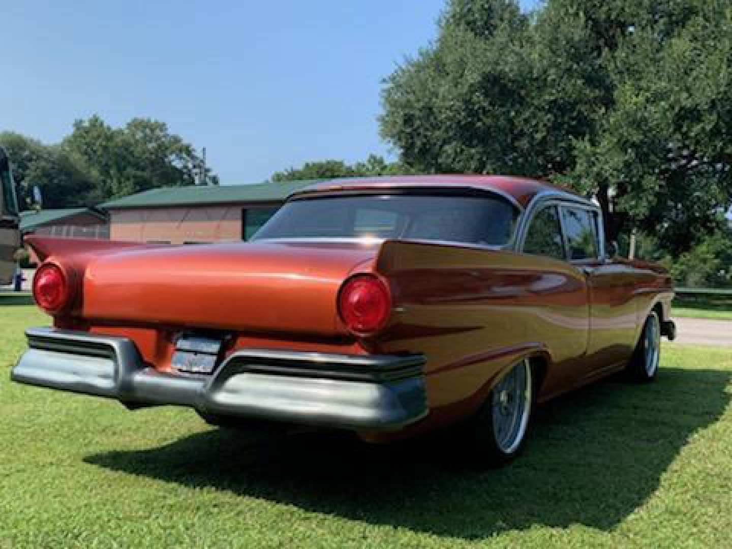 4th Image of a 1957 FORD FAIRLANE