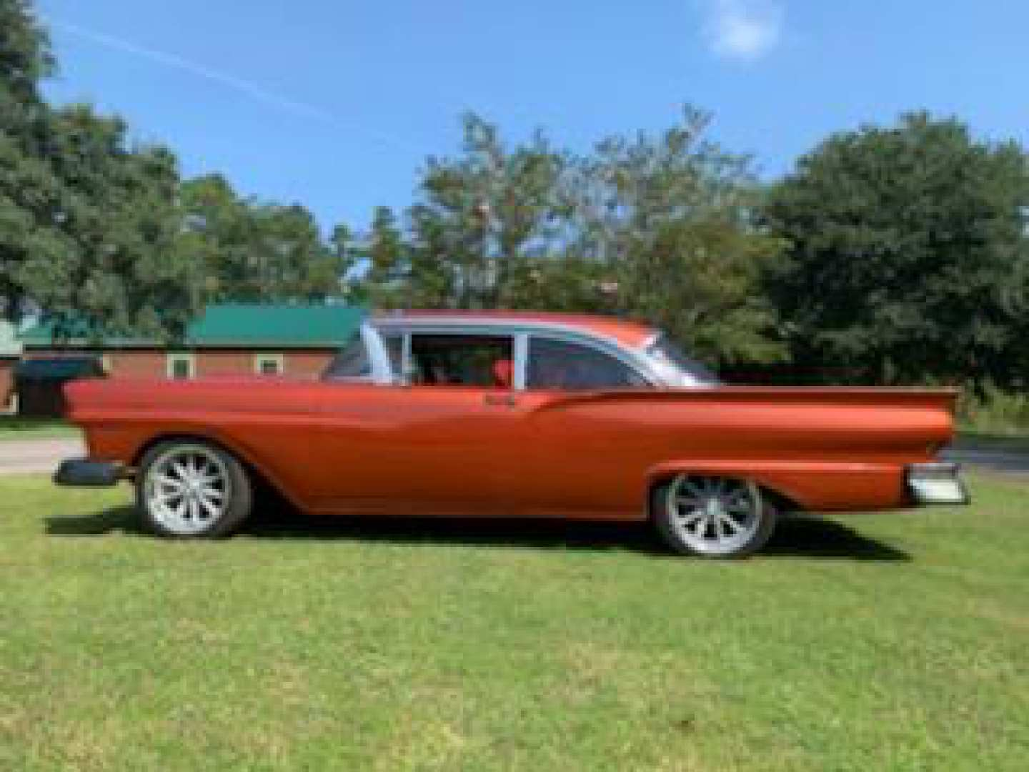 5th Image of a 1957 FORD FAIRLANE