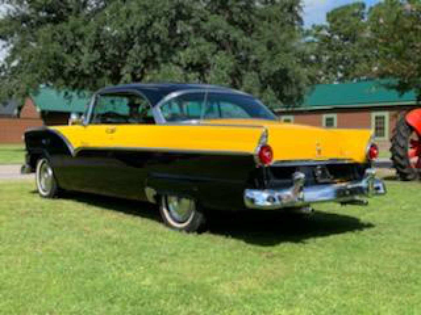 4th Image of a 1955 FORD VICTORIA