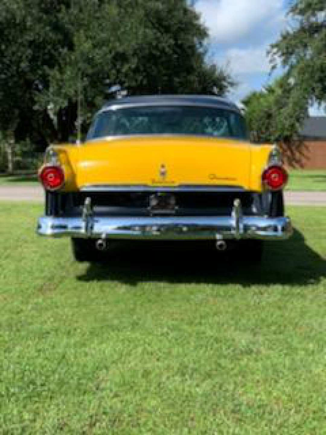 7th Image of a 1955 FORD VICTORIA