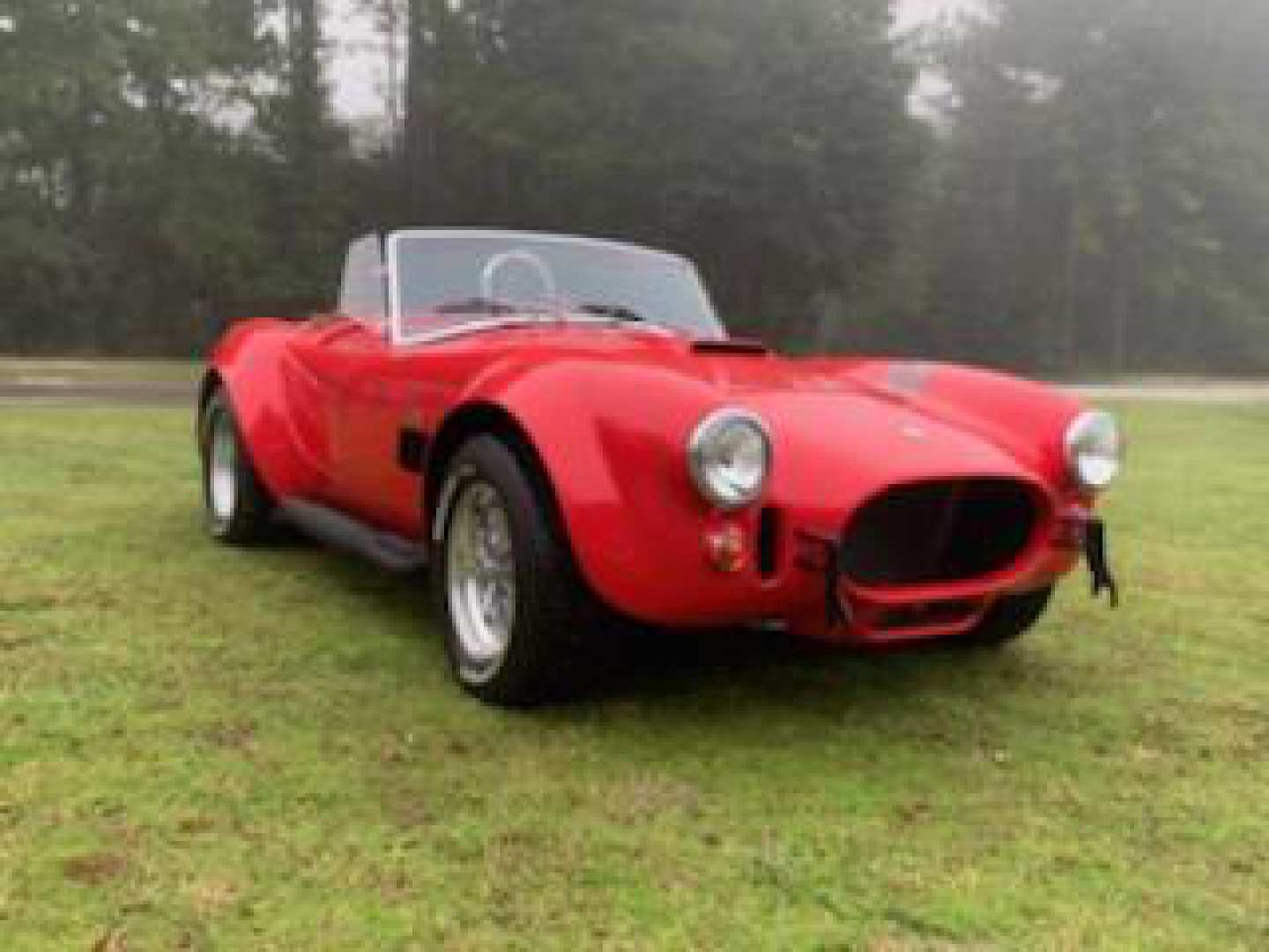 2nd Image of a 2015 FORD ASVE SHELBY COBRA