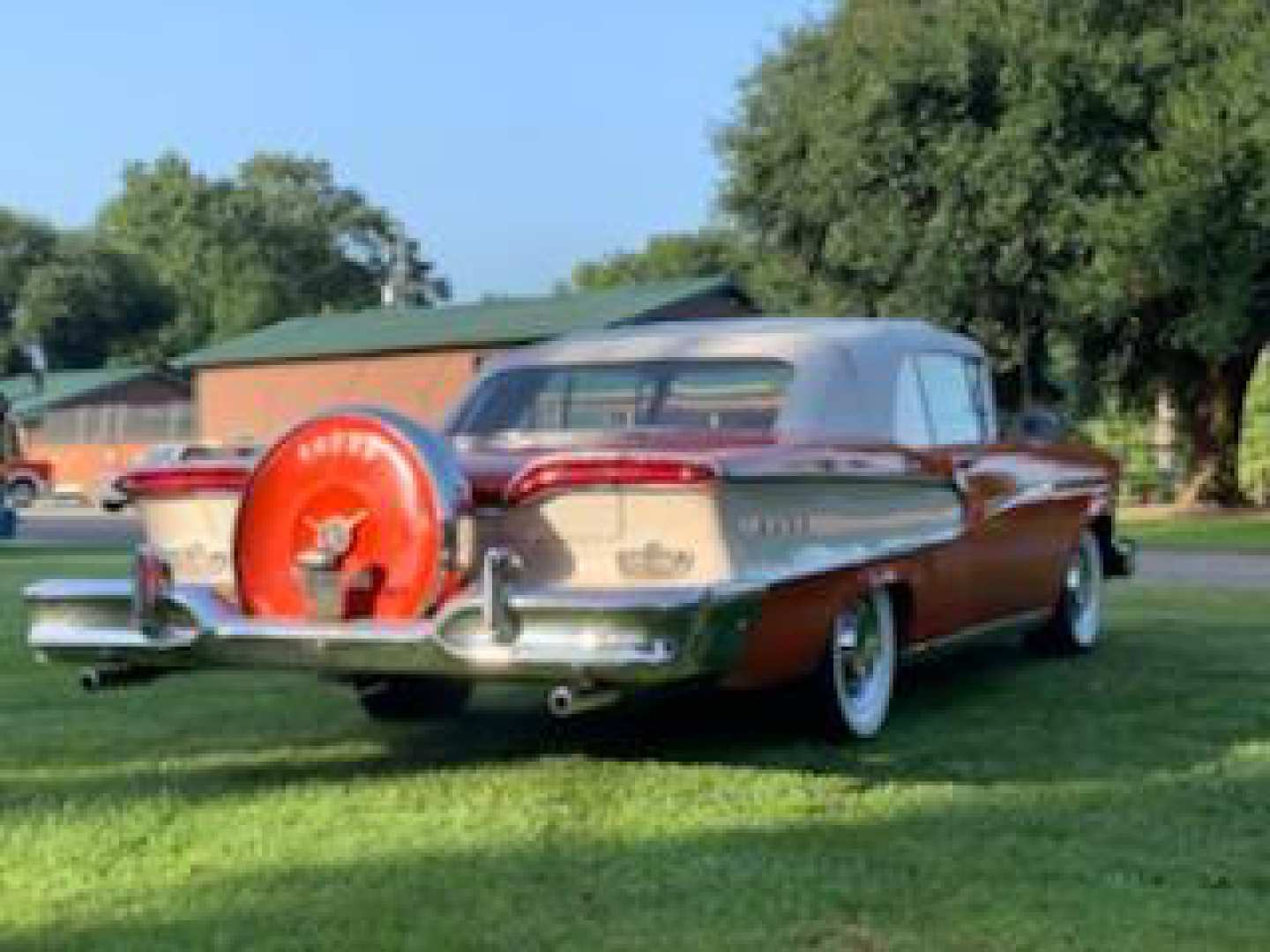 2nd Image of a 1958 FORD EDSEL PACER