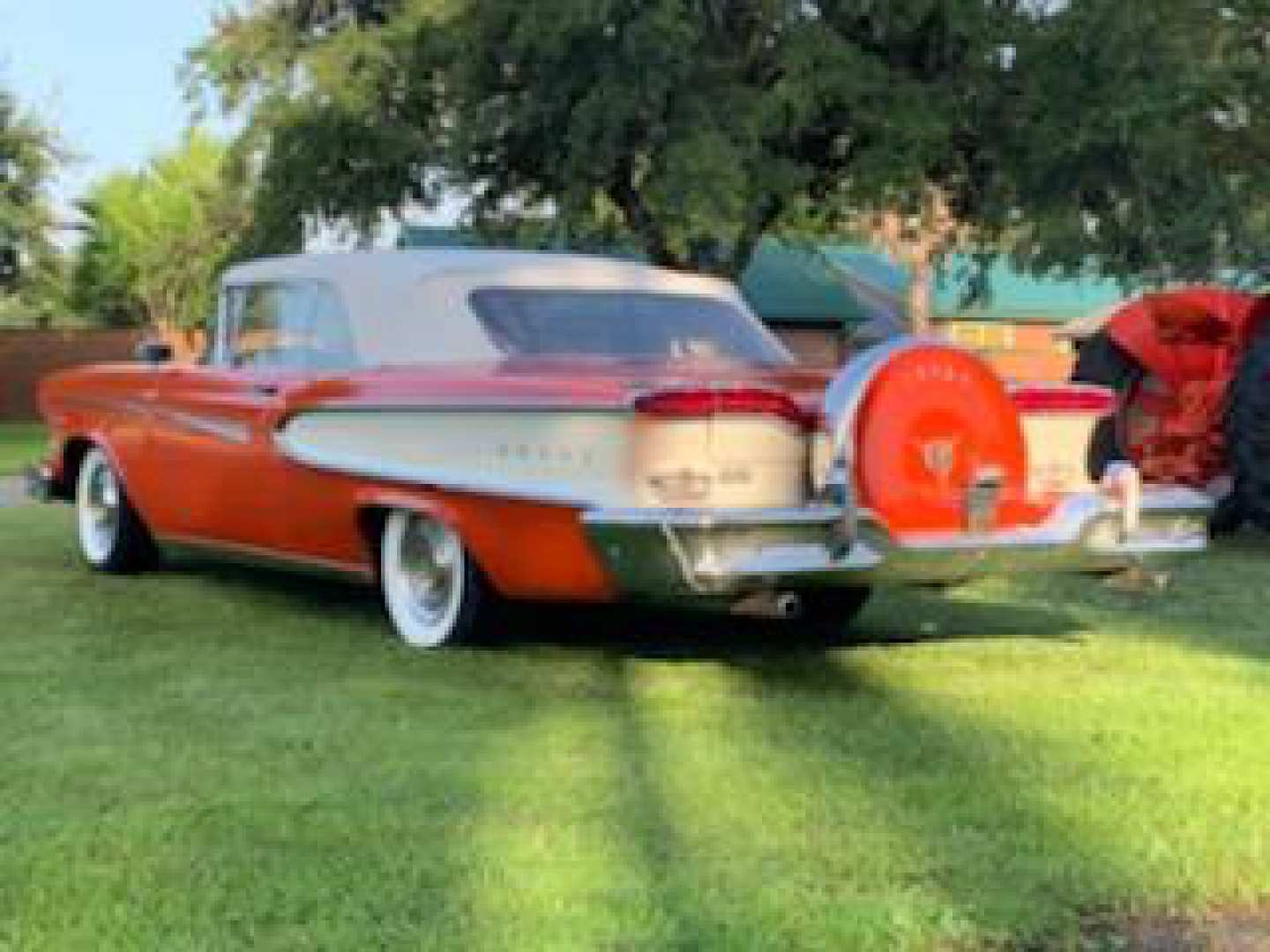 4th Image of a 1958 FORD EDSEL PACER