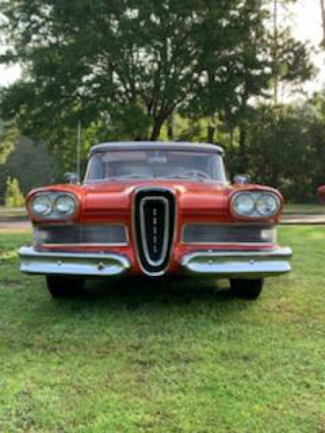 5th Image of a 1958 FORD EDSEL PACER