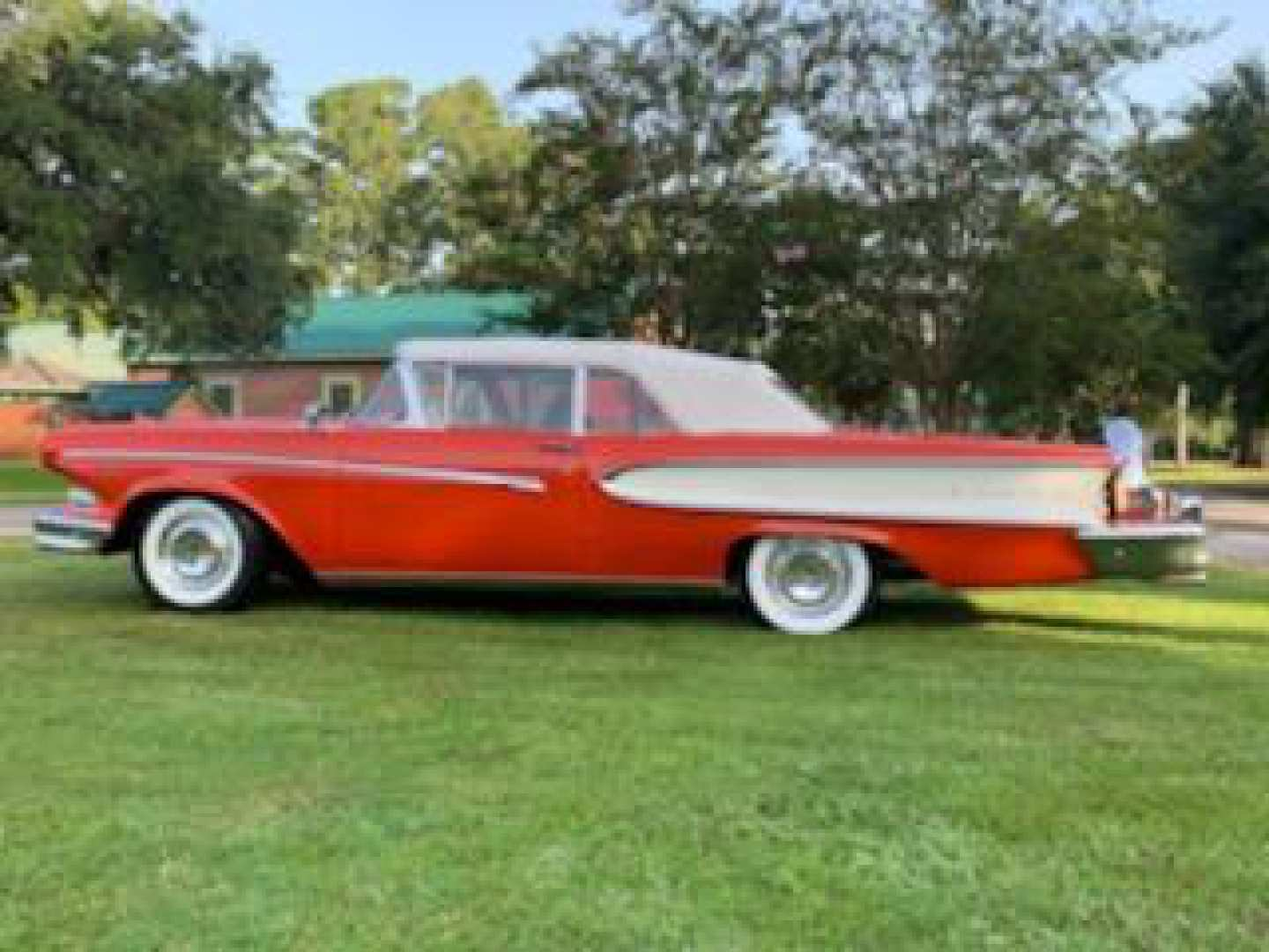 6th Image of a 1958 FORD EDSEL PACER