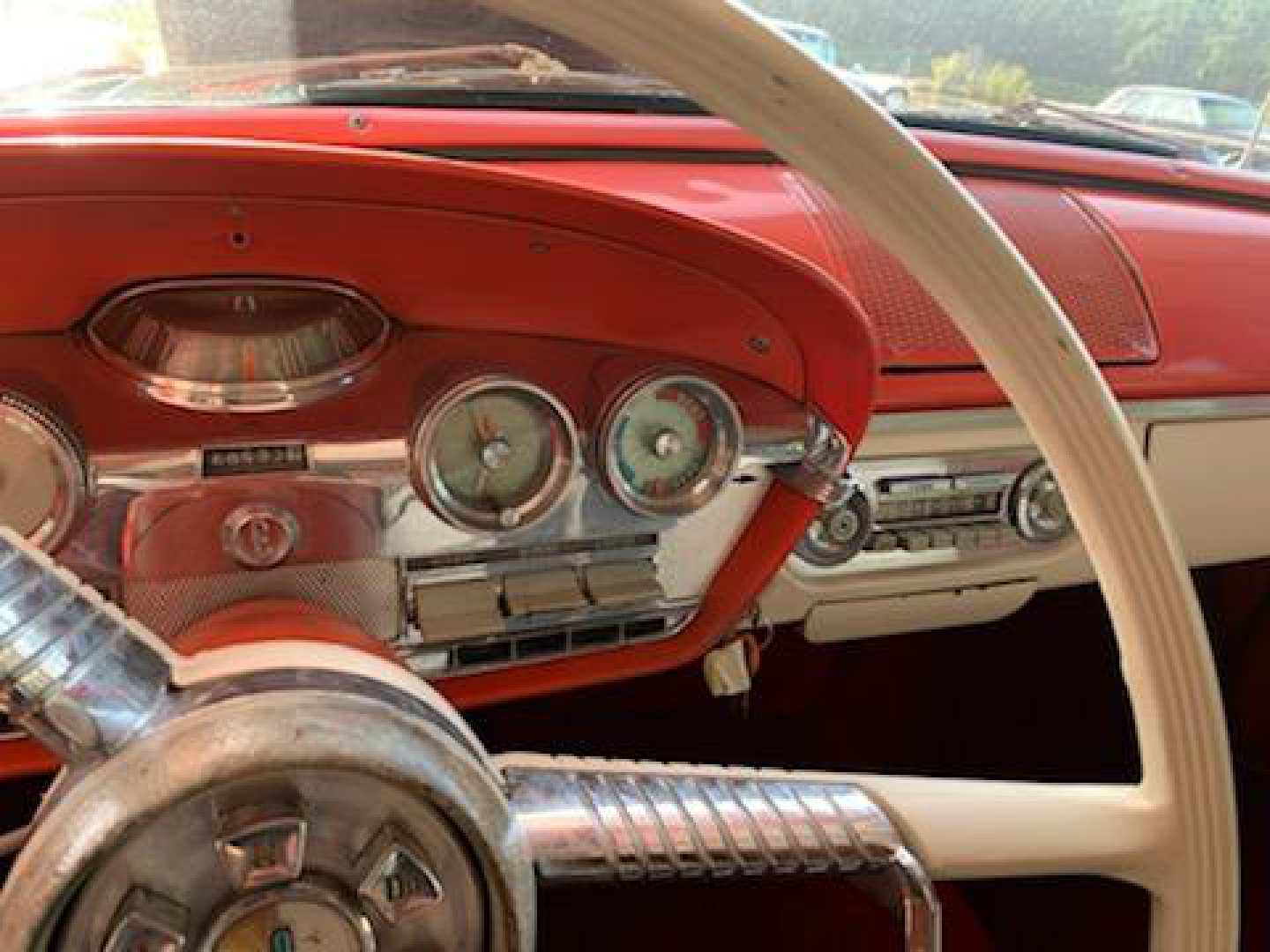 8th Image of a 1958 FORD EDSEL PACER