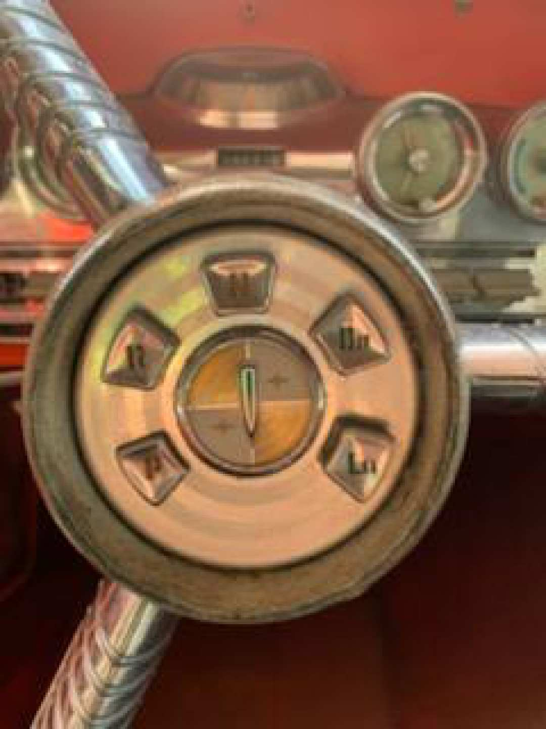 9th Image of a 1958 FORD EDSEL PACER
