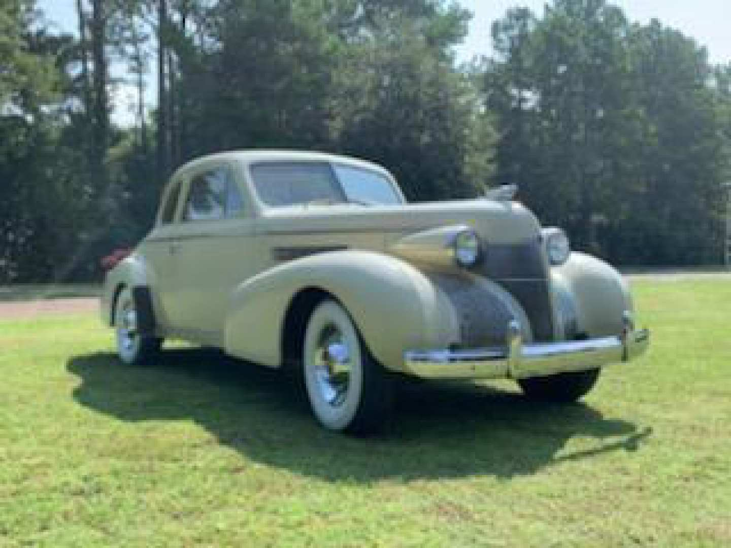 3rd Image of a 1939 CADILLAC COUPE