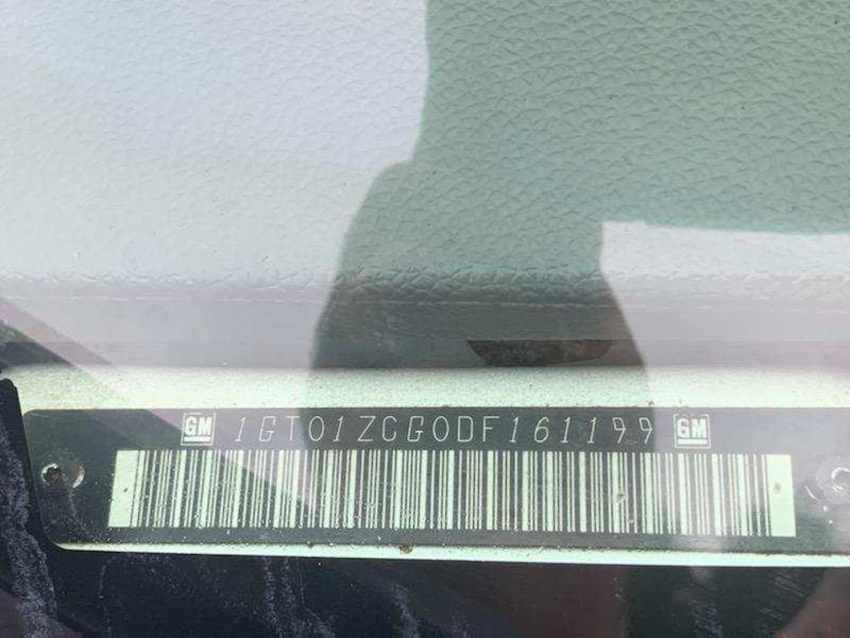7th Image of a 2013 GMC SIERRA 2500HD WORK TRUCK
