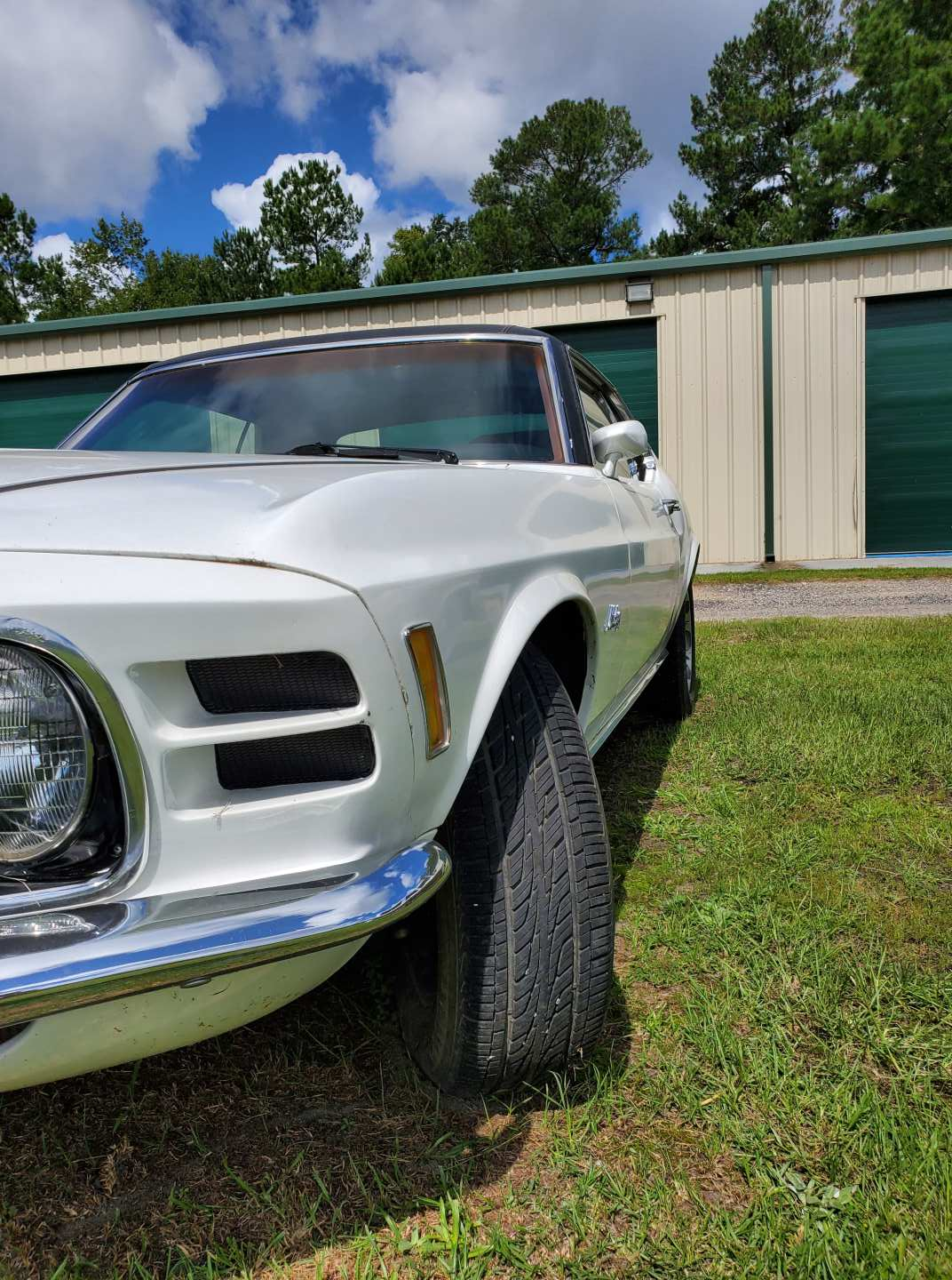 2nd Image of a 1970 FORD MUSTANG