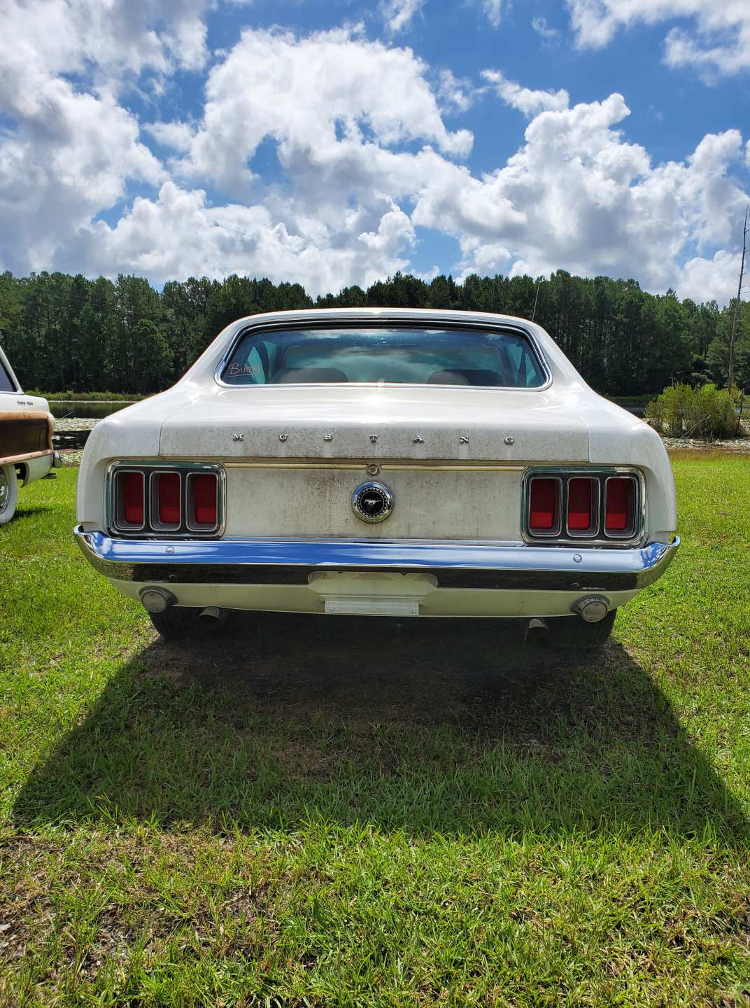 4th Image of a 1970 FORD MUSTANG