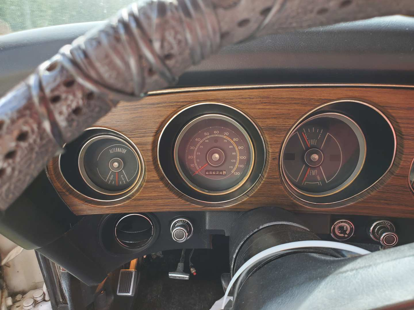 6th Image of a 1970 FORD MUSTANG