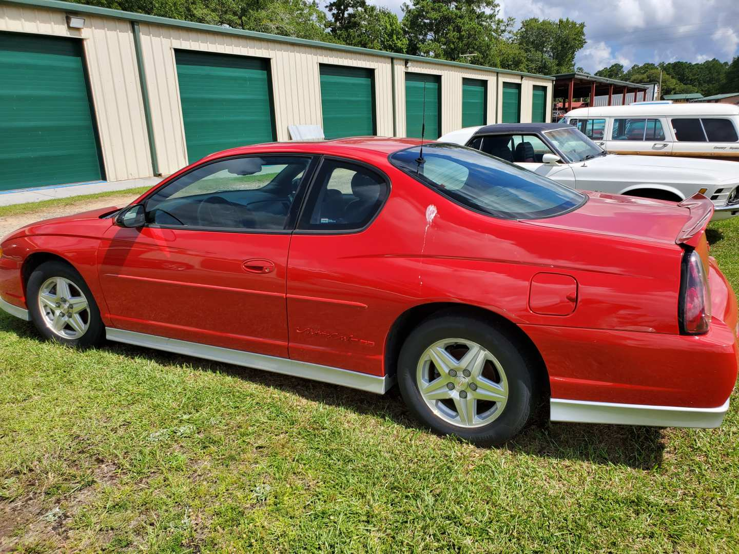 2nd Image of a 2003 CHEVROLET MONTE CARLO SS