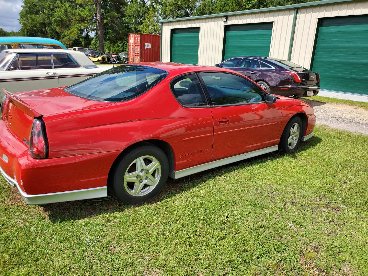 4th Image of a 2003 CHEVROLET MONTE CARLO SS