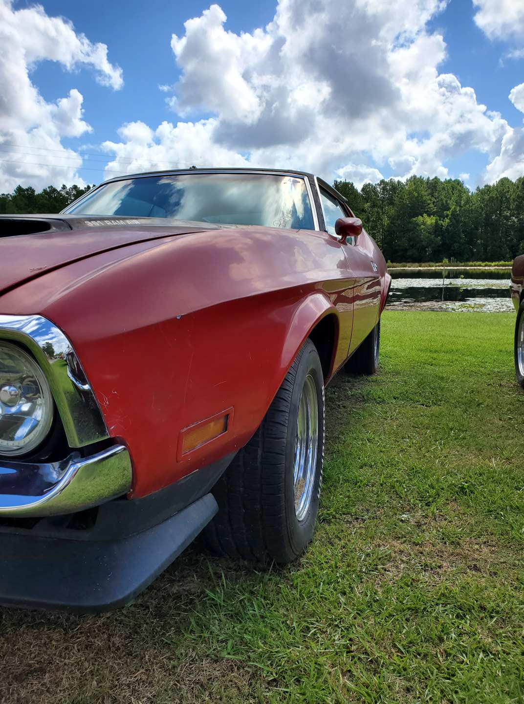 2nd Image of a 1973 FORD MUSTANG