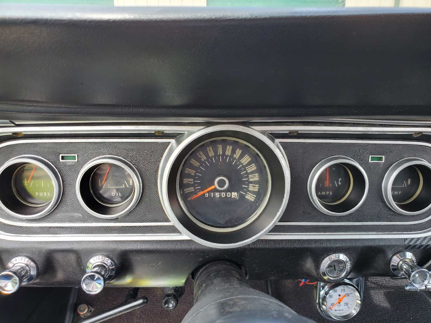 7th Image of a 1965 FORD MUSTANG