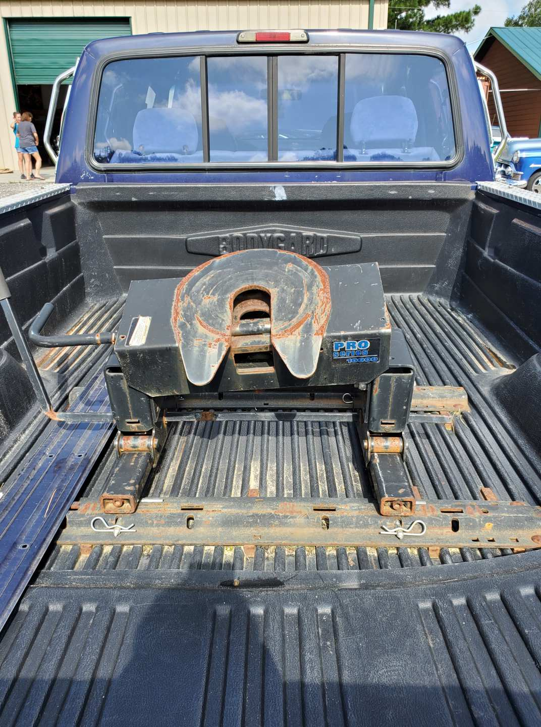 6th Image of a 1995 FORD F-350
