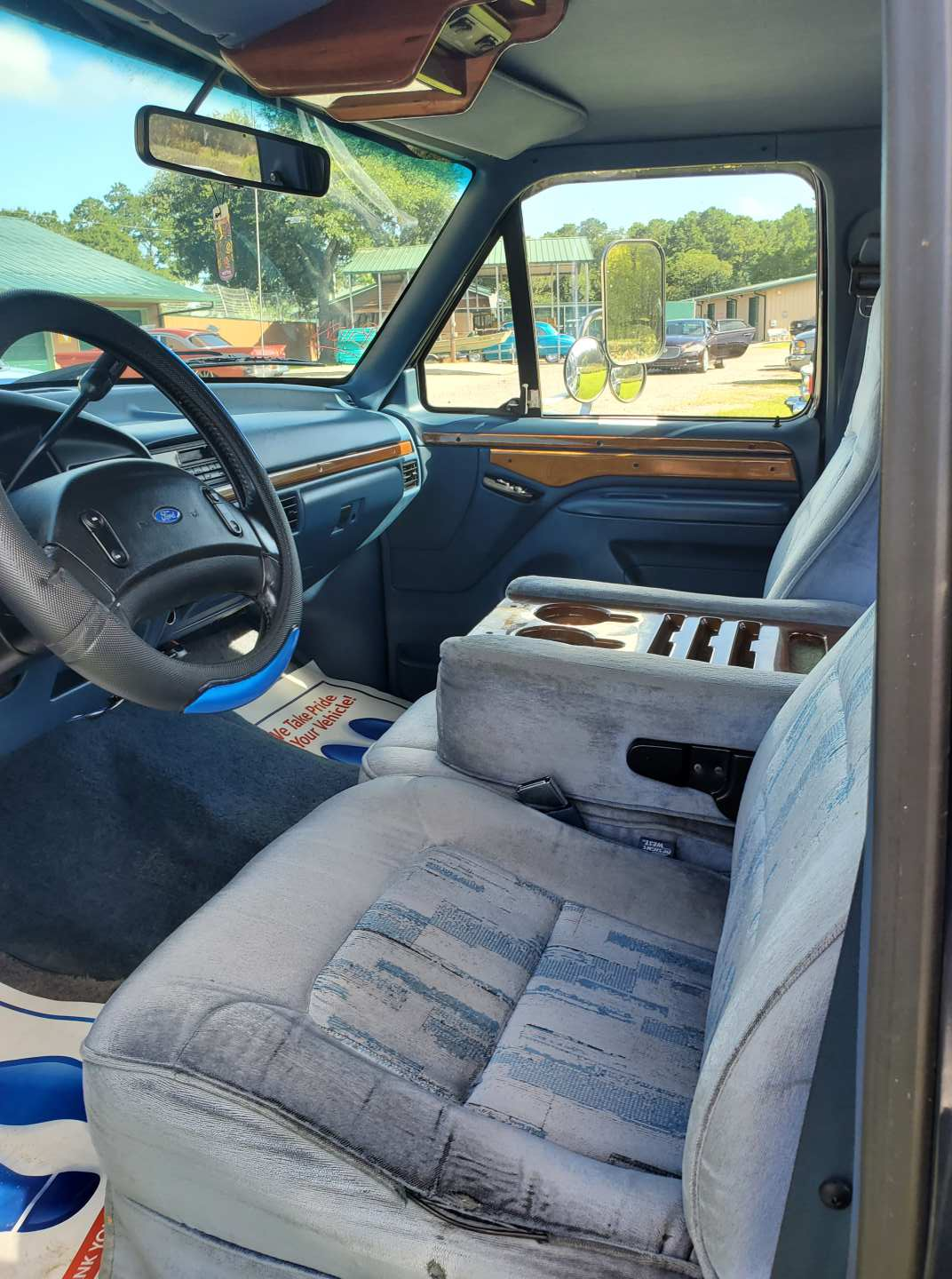 8th Image of a 1995 FORD F-350