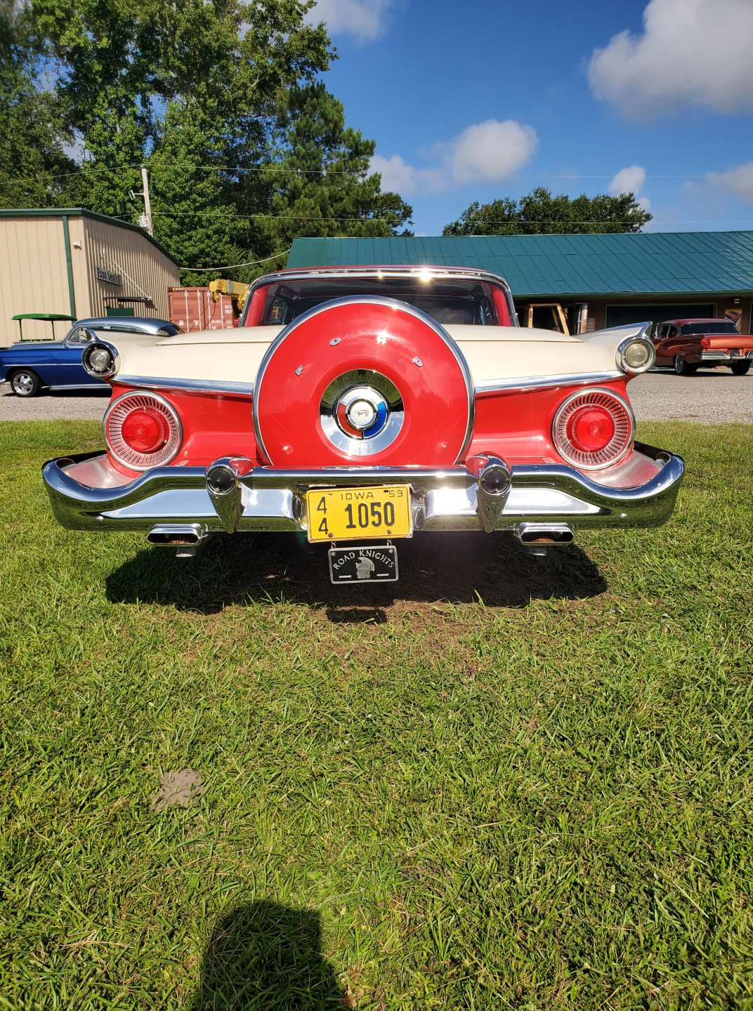 5th Image of a 1959 FORD GALAXIE