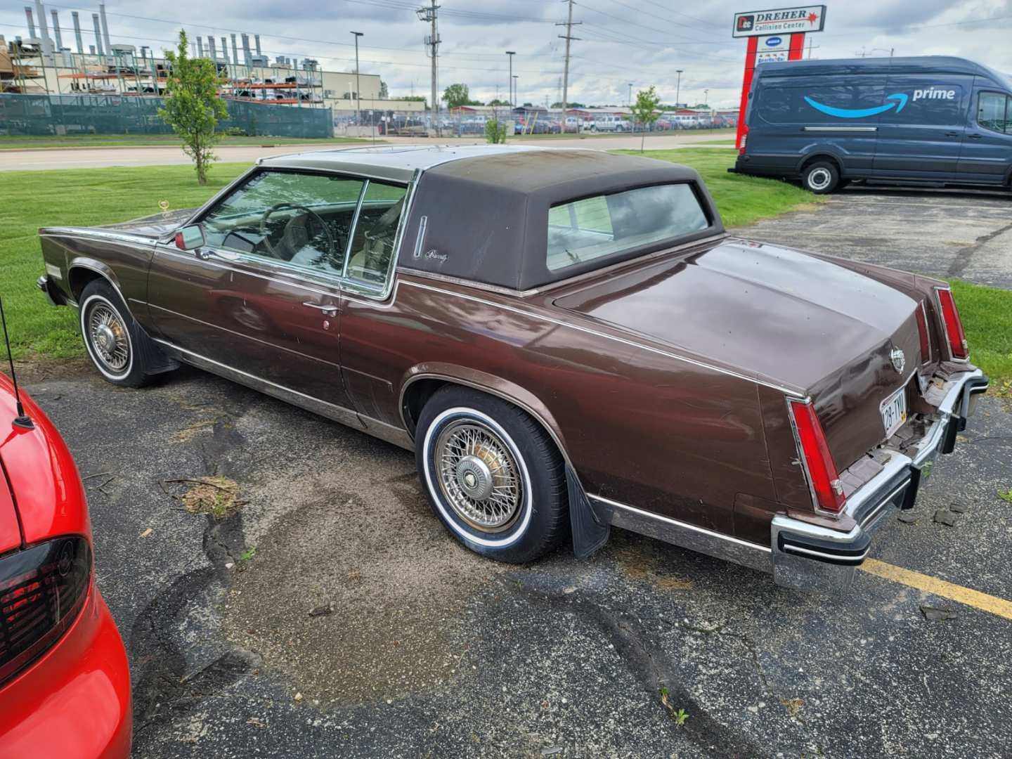 2nd Image of a 1985 CADILLAC BIARRITZ