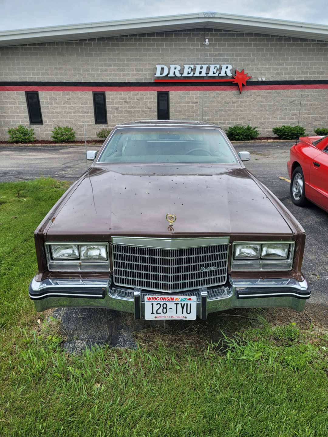 3rd Image of a 1985 CADILLAC BIARRITZ