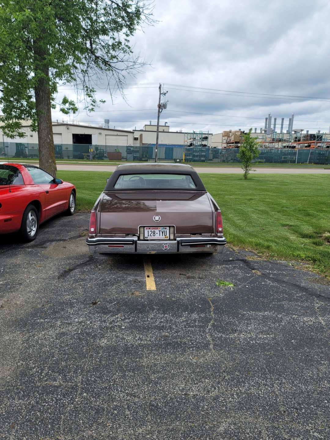 4th Image of a 1985 CADILLAC BIARRITZ