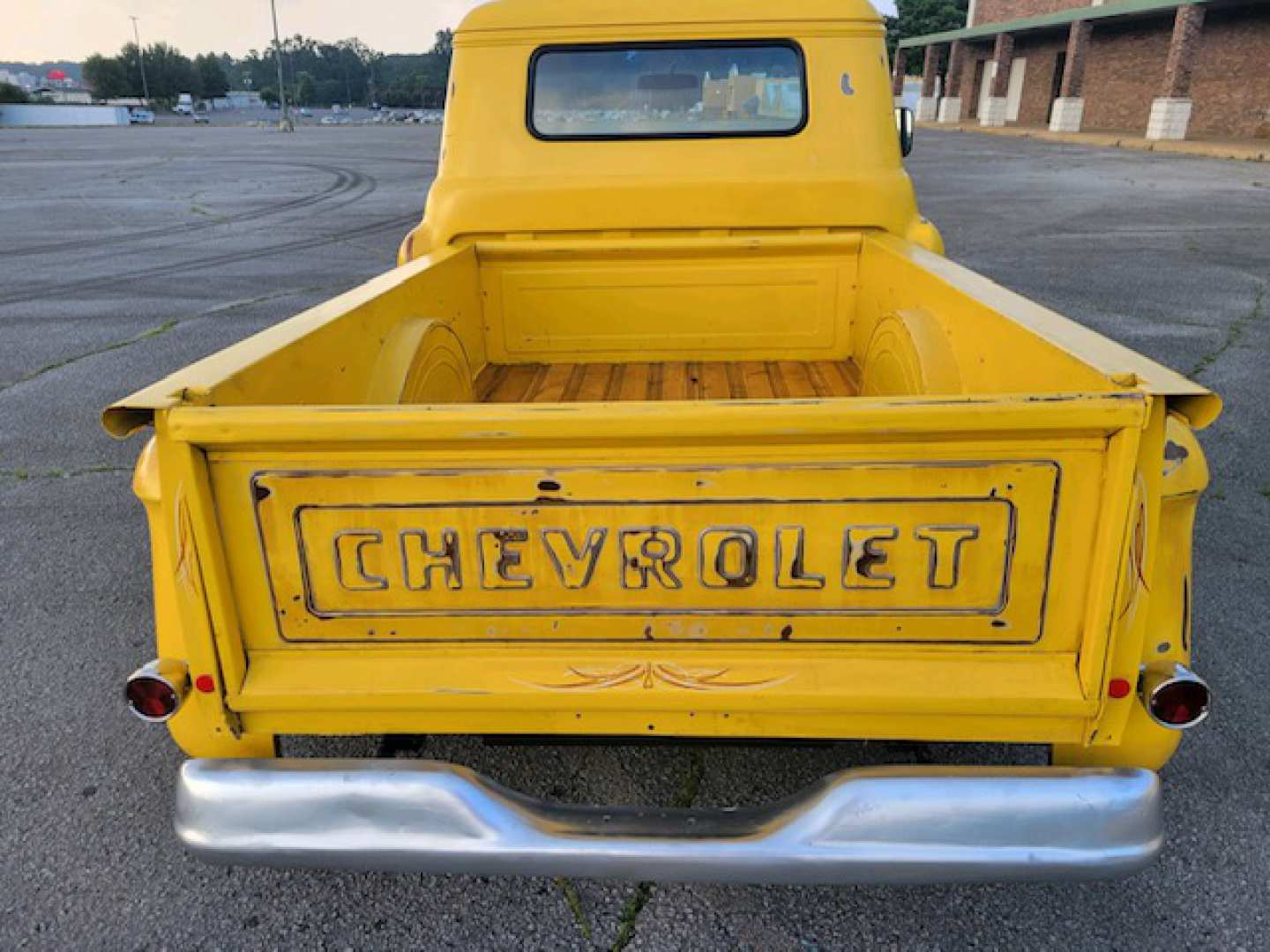 3rd Image of a 1956 CHEVROLET 3100