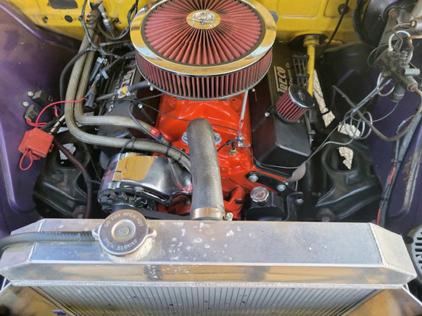 9th Image of a 1956 CHEVROLET 3100