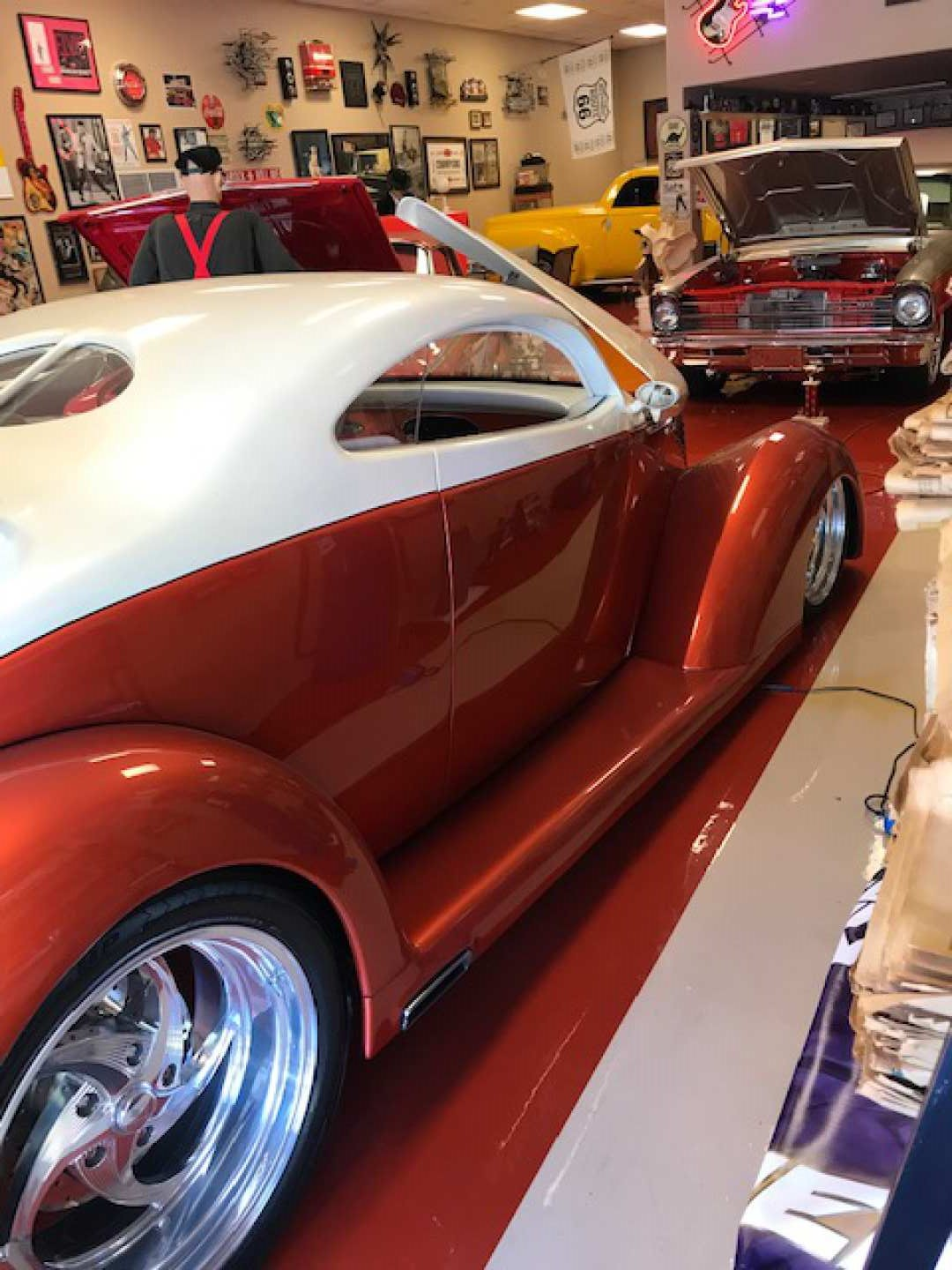 6th Image of a 1937 FORD COUPE
