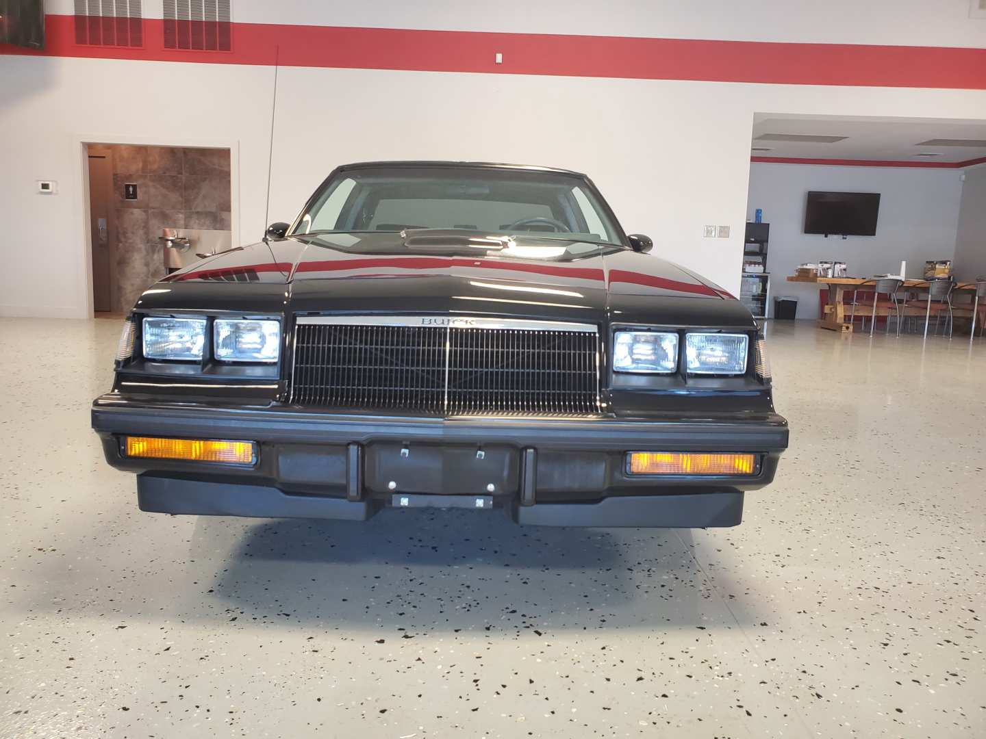 3rd Image of a 1986 BUICK REGAL T TYPE