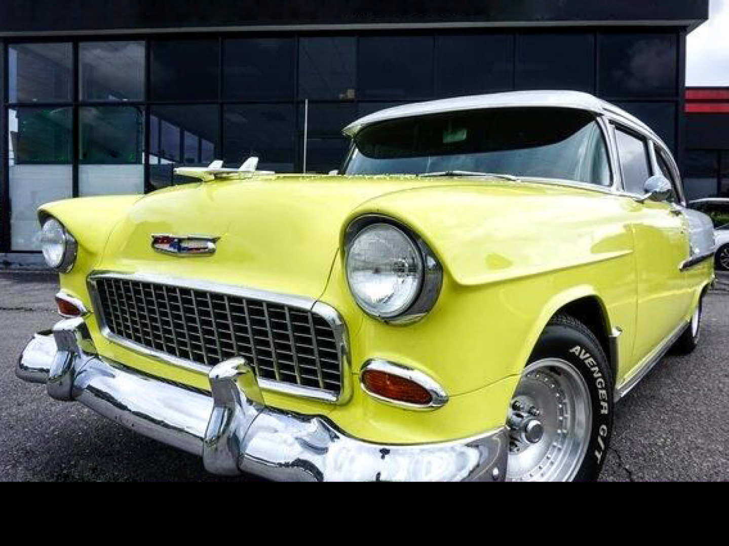 14th Image of a 1955 CHEVROLET BELAIR