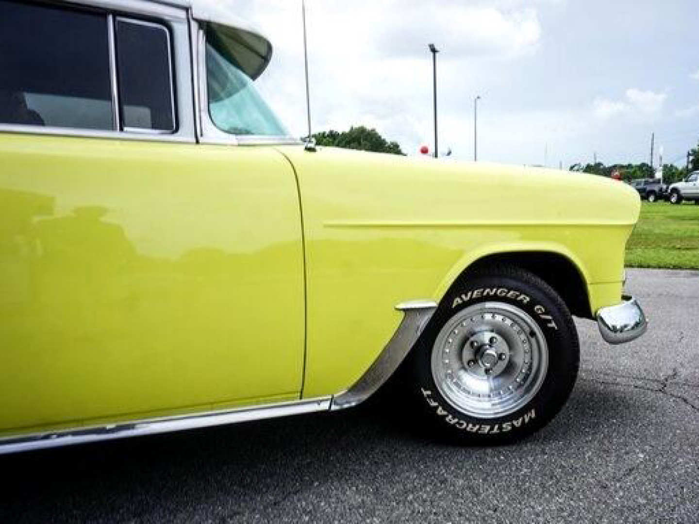 15th Image of a 1955 CHEVROLET BELAIR