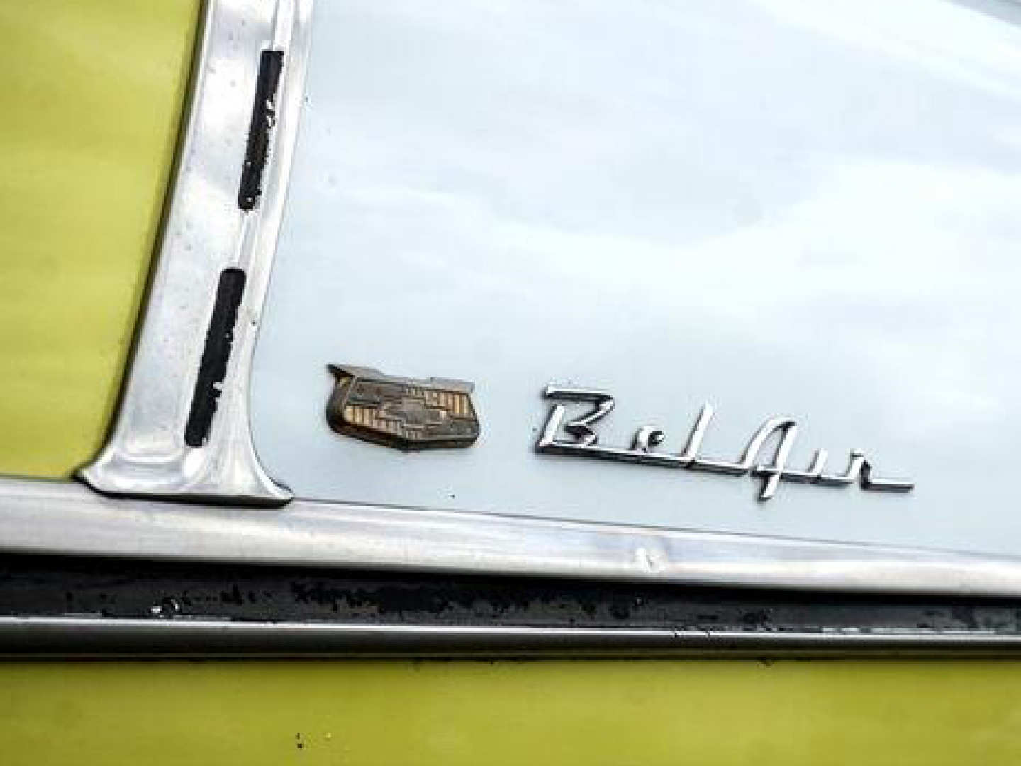 29th Image of a 1955 CHEVROLET BELAIR