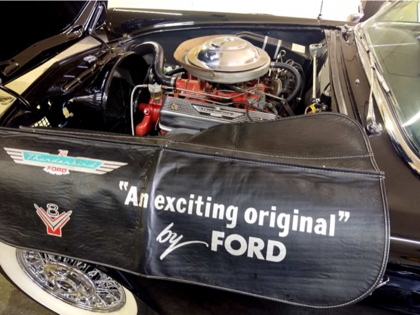 15th Image of a 1955 FORD THUNDERBIRD