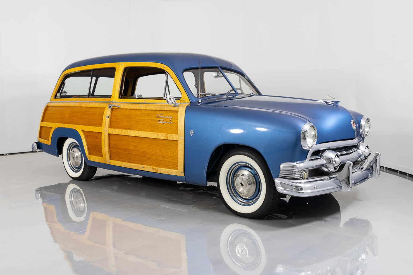 6th Image of a 1951 FORD COUNTRY SQUIRE