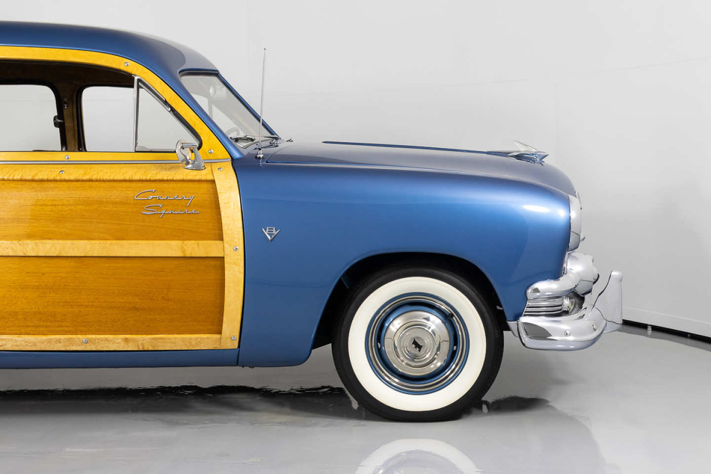 9th Image of a 1951 FORD COUNTRY SQUIRE