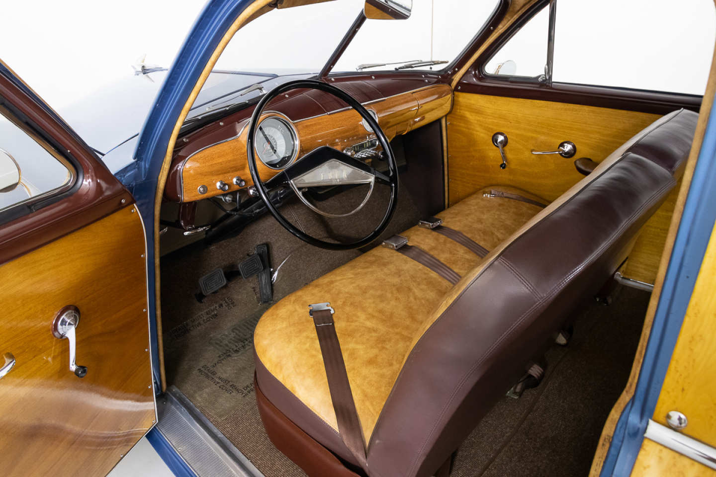 12th Image of a 1951 FORD COUNTRY SQUIRE