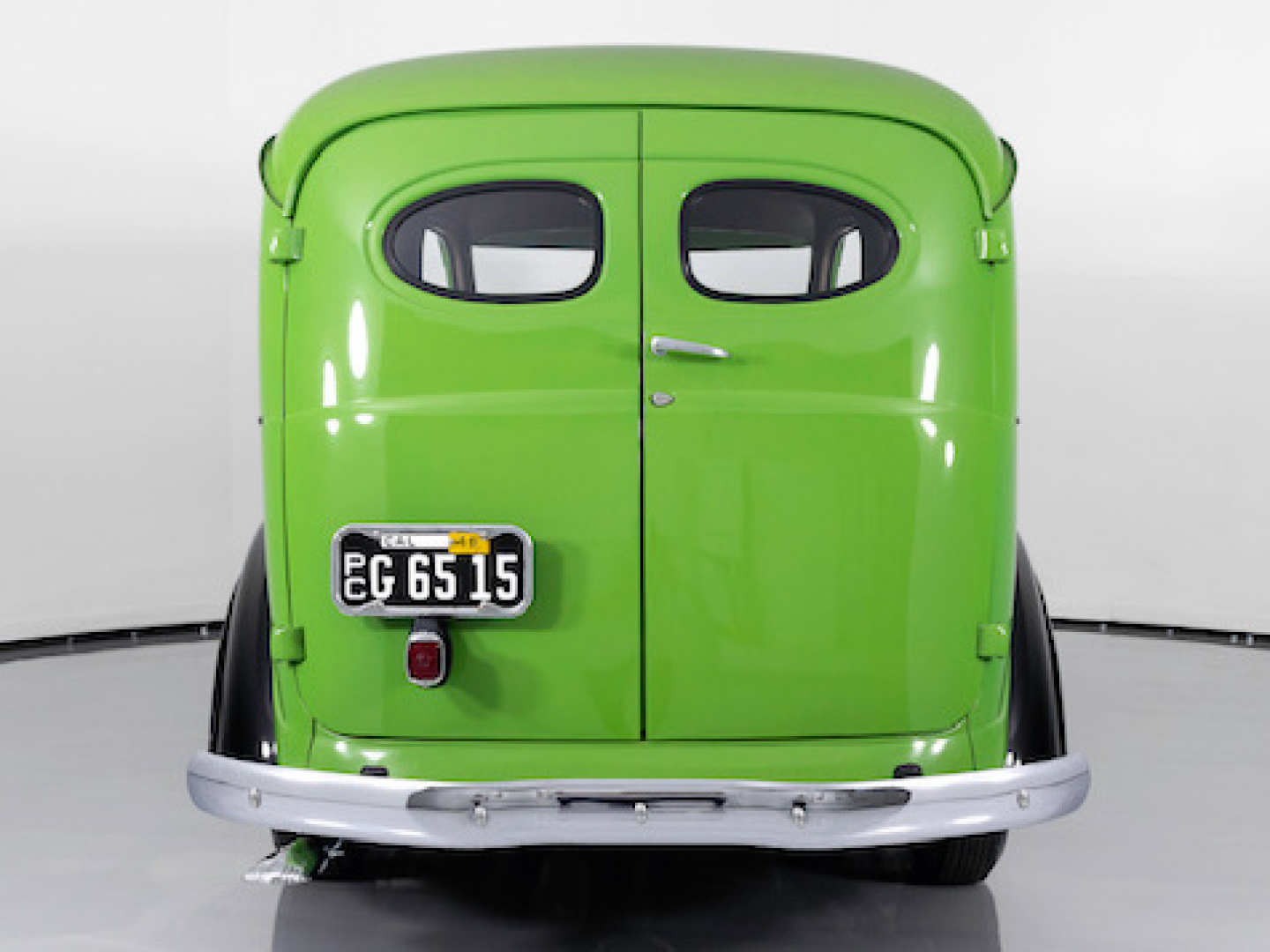 4th Image of a 1946 CHEVROLET PANEL TRUCK