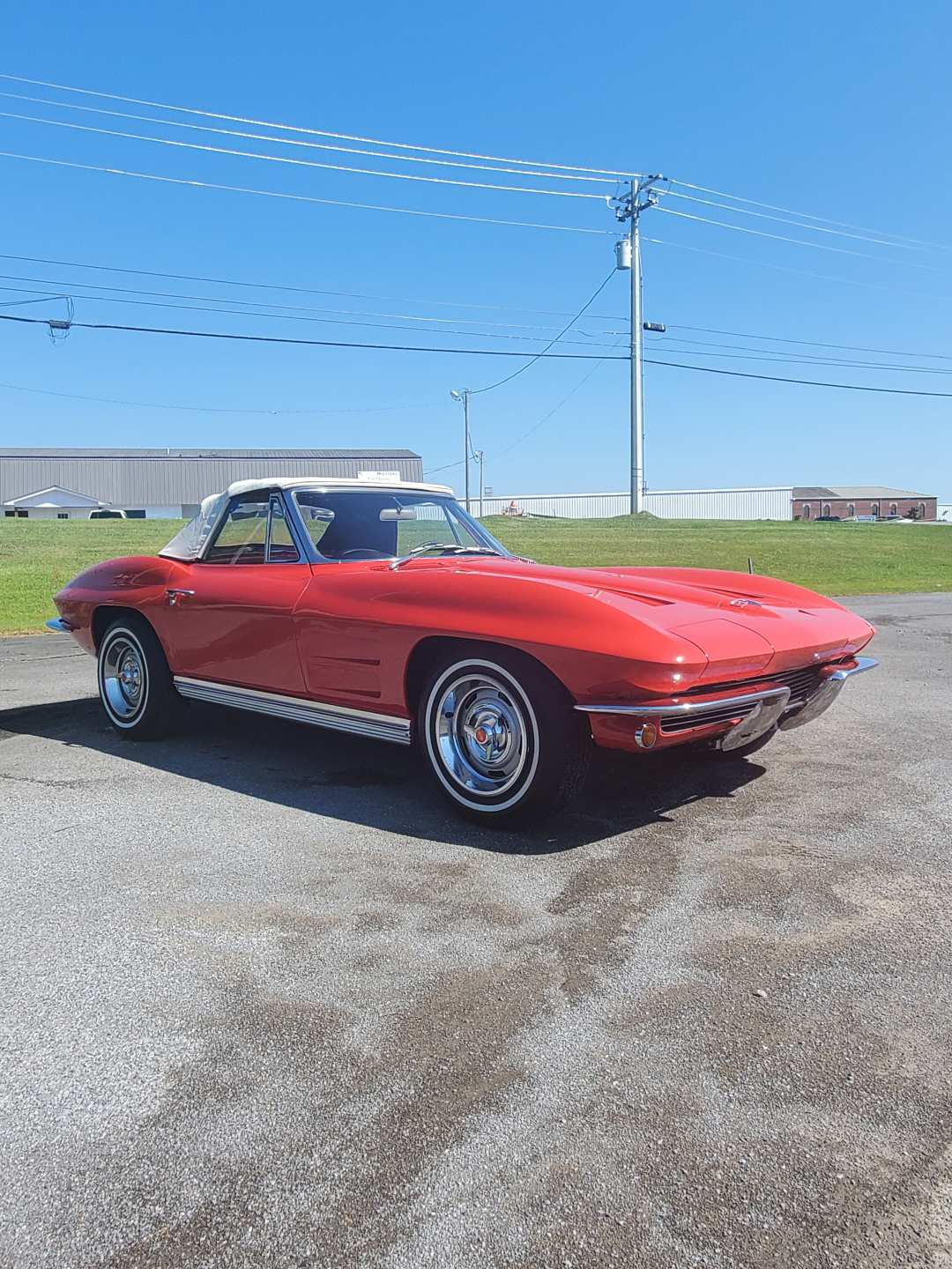 2nd Image of a 1964 CHEVROLET CORVETTE