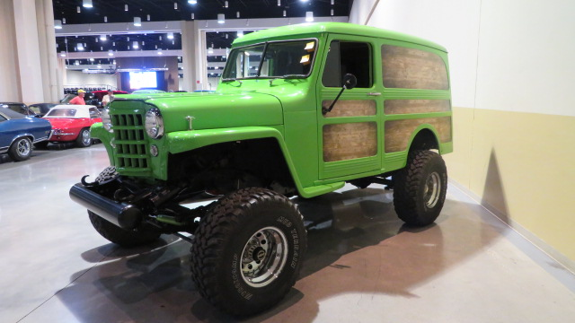 2nd Image of a 1952 WILLYS JEEP