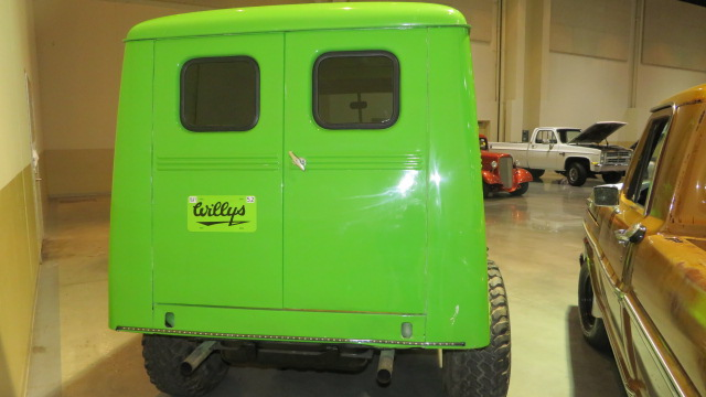 9th Image of a 1952 WILLYS JEEP