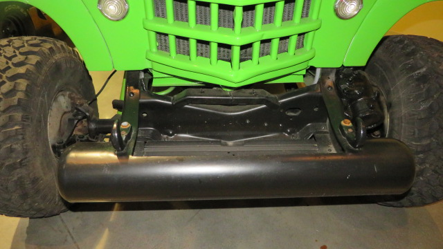 11th Image of a 1952 WILLYS JEEP