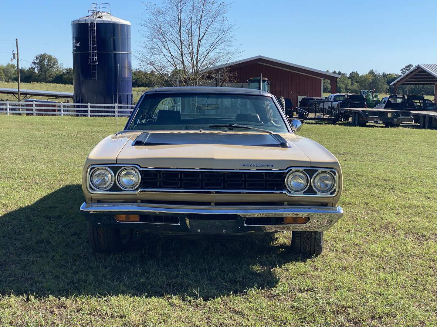 4th Image of a 1968 PLYMOUTH ROADRUNNER