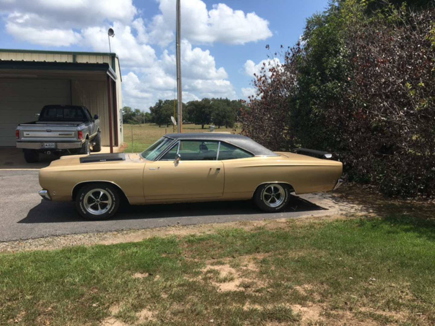 5th Image of a 1968 PLYMOUTH ROADRUNNER
