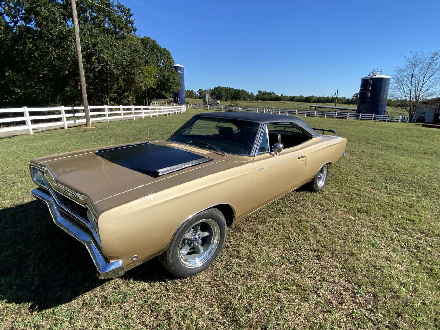 8th Image of a 1968 PLYMOUTH ROADRUNNER