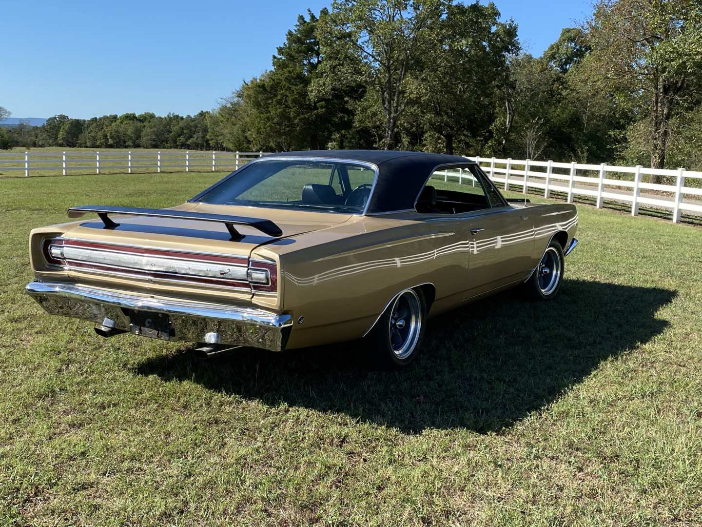 9th Image of a 1968 PLYMOUTH ROADRUNNER