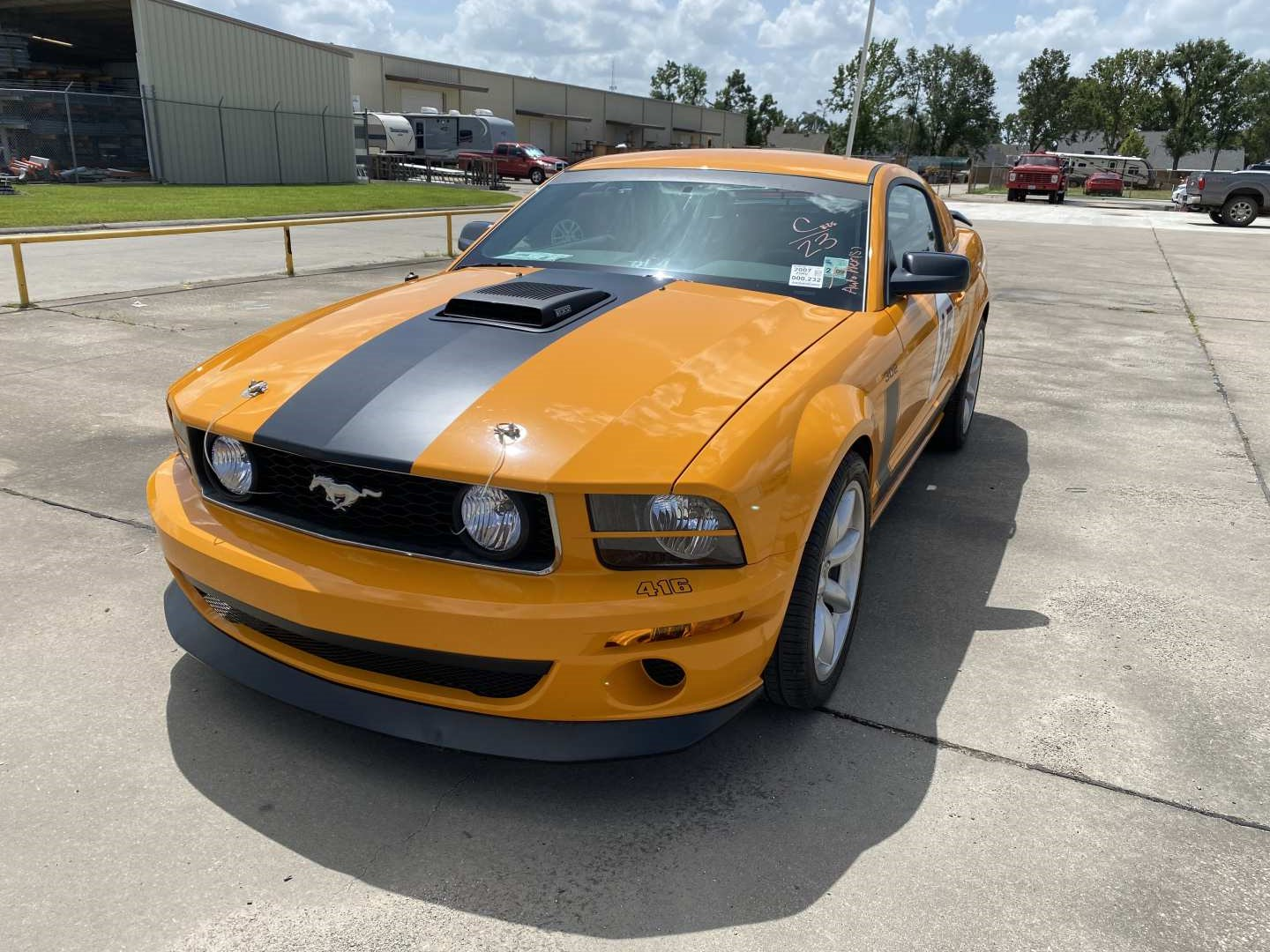 2nd Image of a 2007 FORD MUSTANG GT