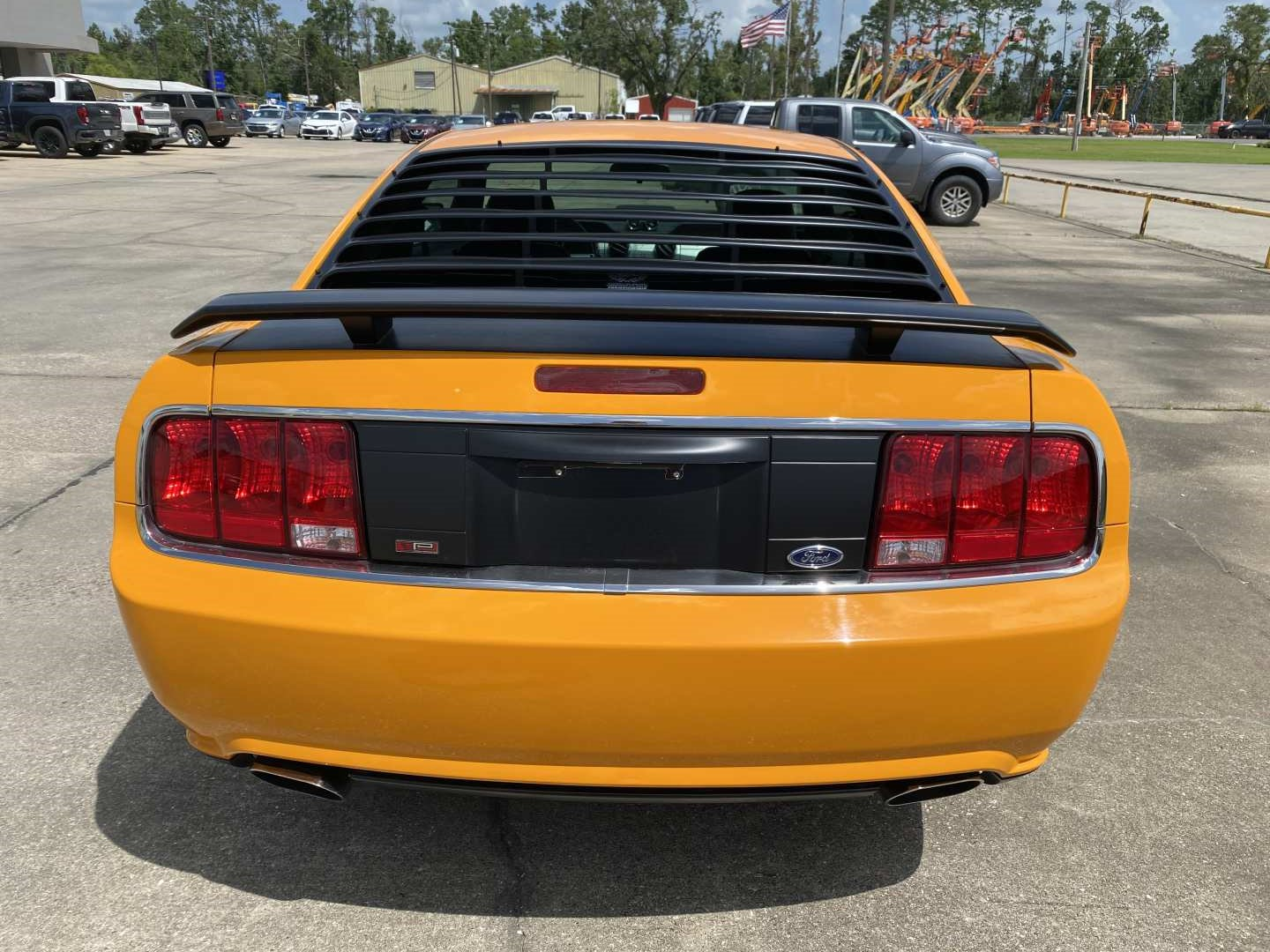 4th Image of a 2007 FORD MUSTANG GT